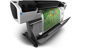 HP Designjet T1300PS
