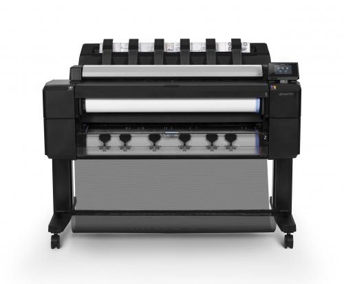 HP T2530 - imprimante a0 - double rouleaux multifonctions
